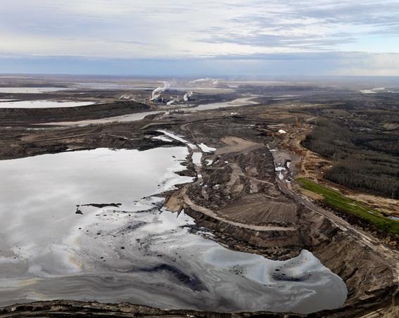 Alberta Oil Sands #9 Fort McMurray, Alberta, Canada, 2007