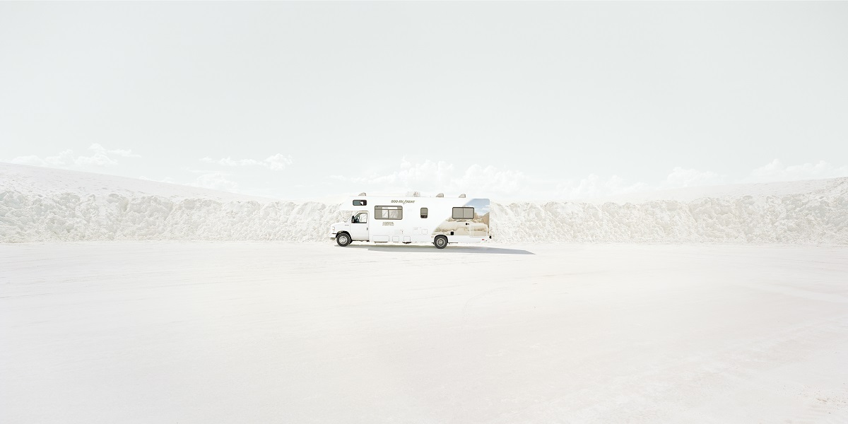 White Sands, New Mexico, #019, 2017